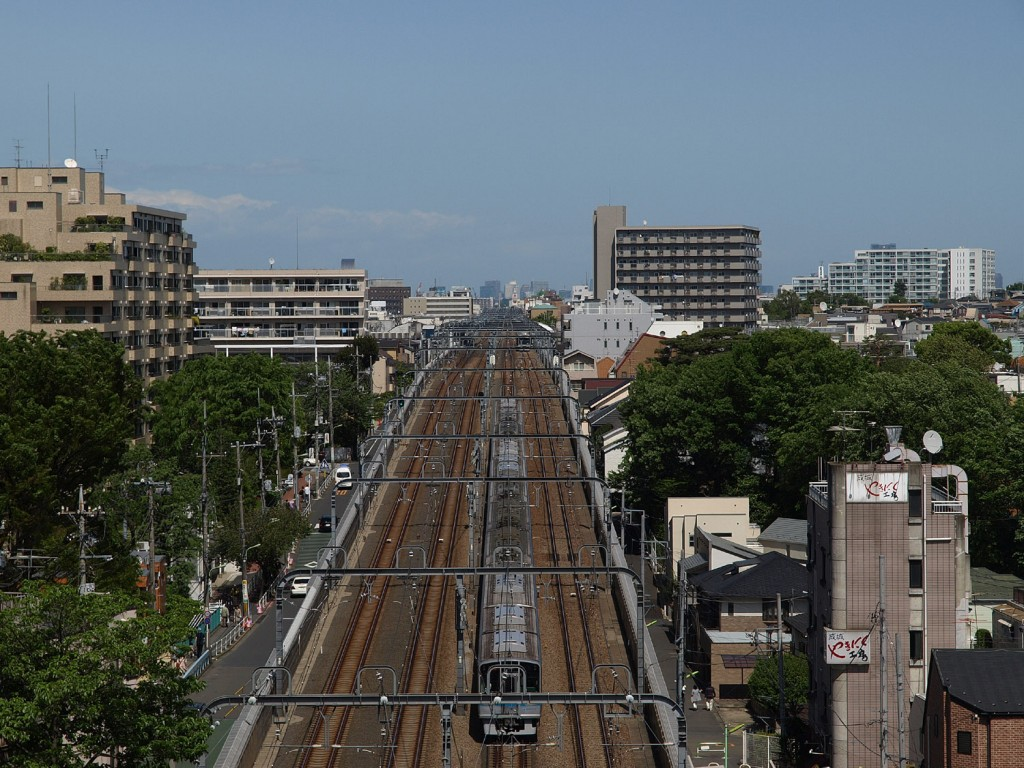 小田急小田原線の列車